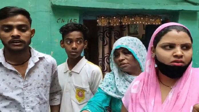 सारे काले खाँ दिल्ली, मुस्लिम भीड़, दलितों पर हमला