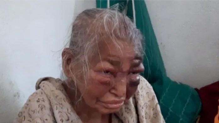 भाजपा कार्यकर्ता माँ बंगाल