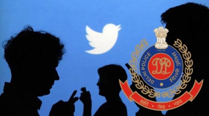 सोशल मीडिया दिल्ली पुलिस कोरोना