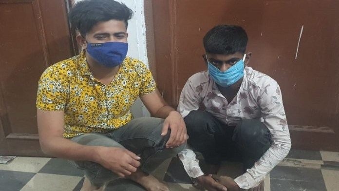 छात्रा, हत्या का प्रयास, गाजियाबाद