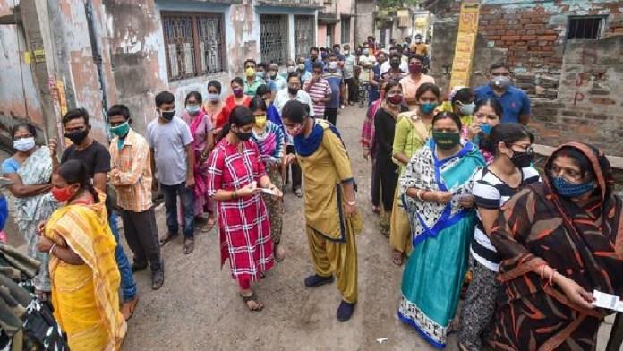 पश्चिम बंगाल, TMC, मतदान