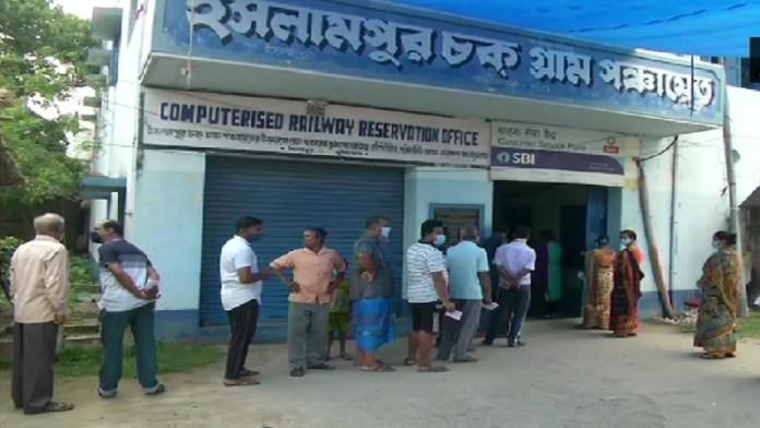 पश्चिम बंगाल, मतदान
