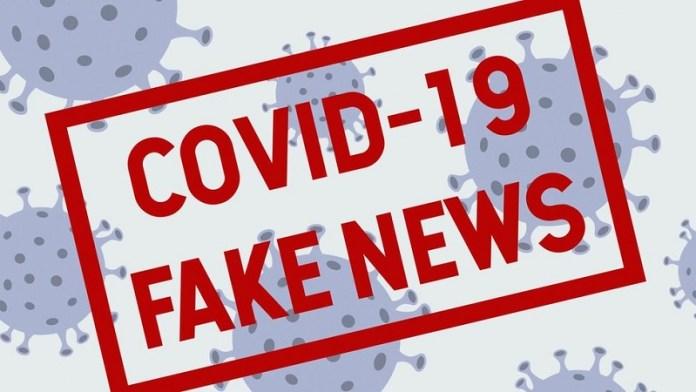कोरोना वायरस फेक न्यूज