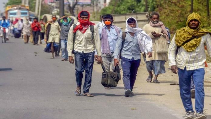महाराष्ट्र, प्रवासी मजदूर