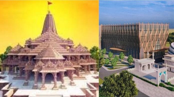 राम मंदिर और धनीपुर मस्जिद
