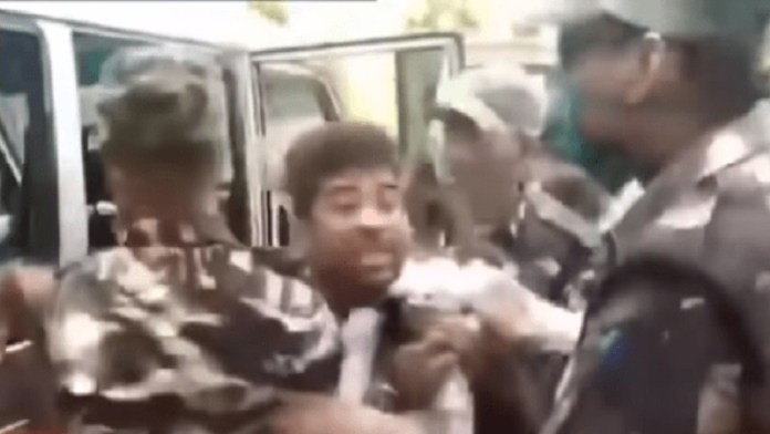 पश्चिम बंगाल में चुनावी हिंसा