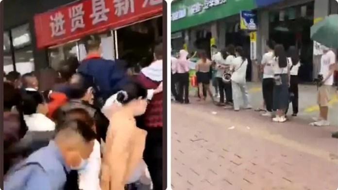कोरोना वैक्सीन वीडियो चीन