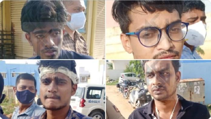 बांग्लादेशी, गैंगरेप, वीडियो, गिरफ्तार