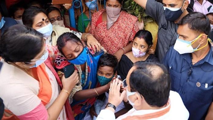 बंगाल हिंसा