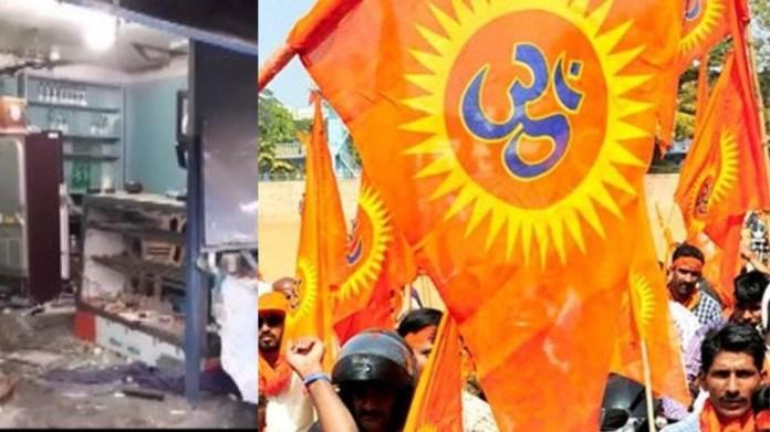 बंगाल हिंसा विहिप