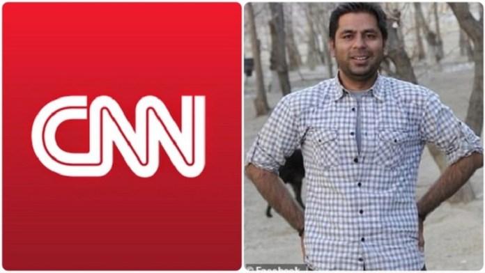 पाकिस्तानी पत्रकार आदिल रजा