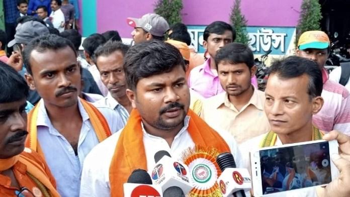 बंगाल हिंसा, भास्कर मंडल