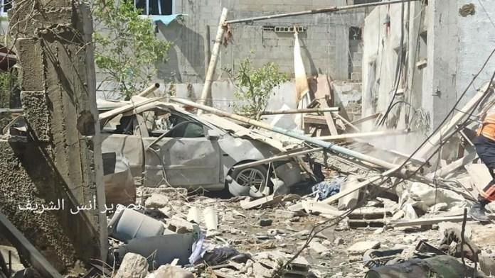 IDF हवाई हमले में इस्लामिक जिहाद कमांडर का सफाया