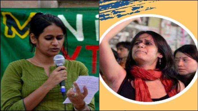 दिल्ली दंगों की साजिशकर्ता नताशा नरवाल को अंतरिम जमानत