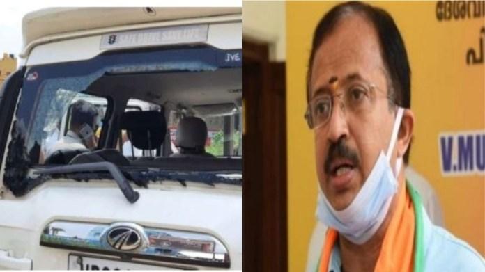 बंगाल विदेश मंत्री हमला