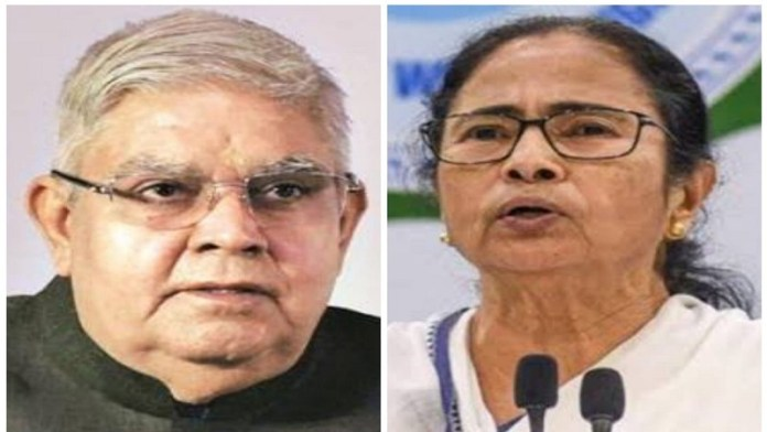 हिंसा पर पश्चिम बंगाल राज्यपाल का ममता बनर्जी पर आरोप