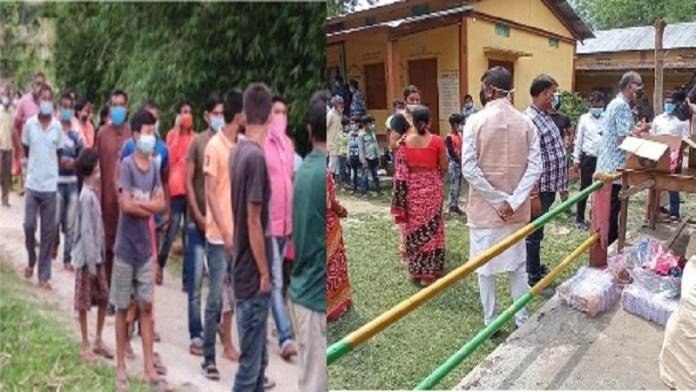 पश्चिम बंगाल में हिंसा के बीच पलायन जारी