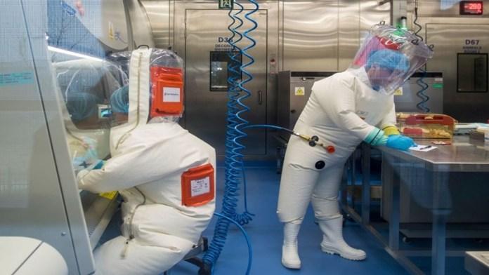 चीन के वैज्ञानिक वुहान लैब कोरोना वायरस