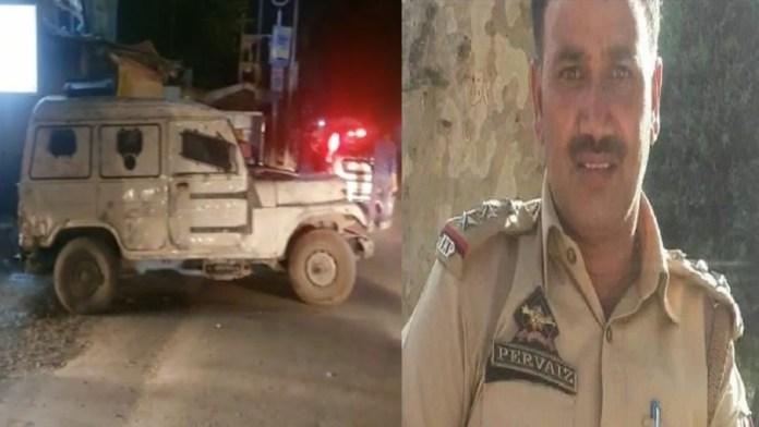 श्रीनगर, इंस्पेक्टर, आतंकी हमला