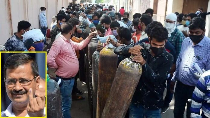 दिल्ली ऑक्सीजन सुप्रीम कोर्ट पैनल