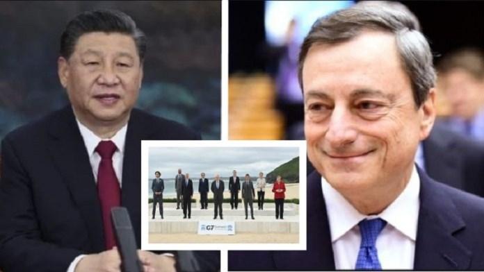 जी-7 समिट में इटली ने कहा चीन के साथ समझौतों पर होगा पुनर्विचार