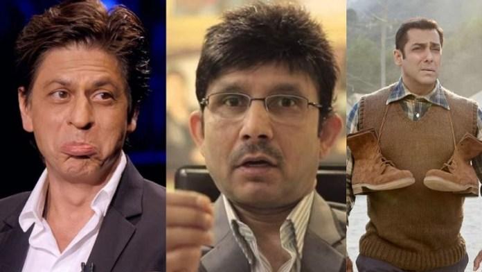 KRK, SRK, सलमान खान, राधे