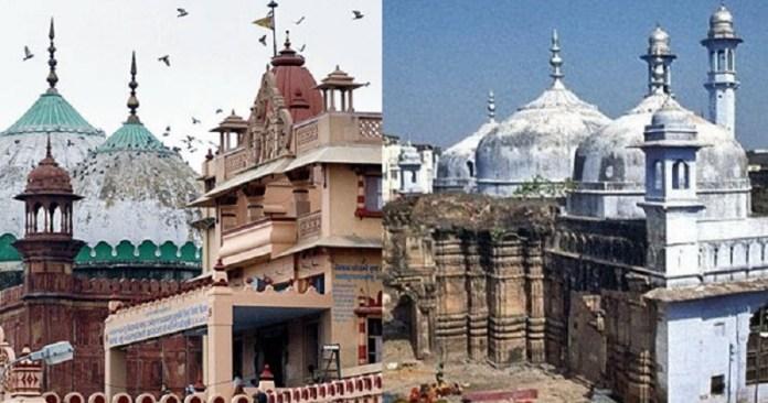 काशी मथुरा मस्जिद UP चुनाव