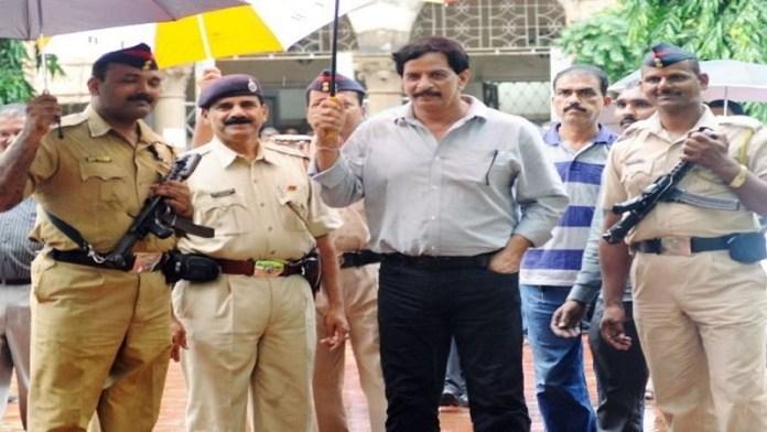 प्रदीप शर्मा, एनआईए, गिरफ्तार