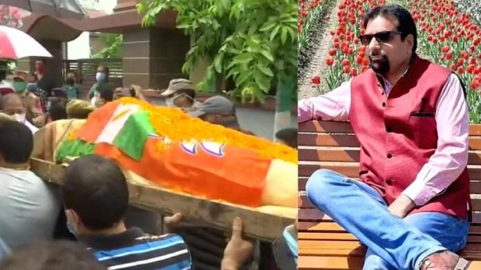 राकेश पंडिता, हिंदुत्व, आतंकियों