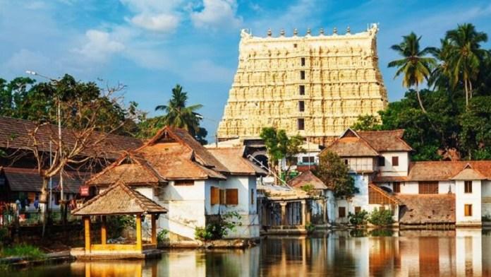 केरल का श्री पद्मनाभस्वामी मंदिर
