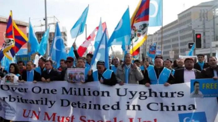 चीन, उइगर मुस्लिम, शोषण