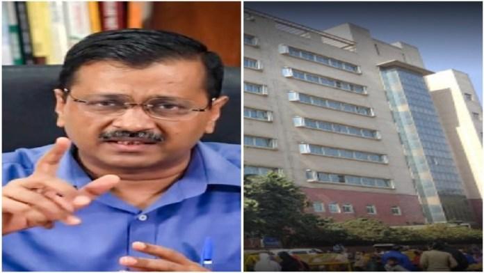 दिल्ली अस्पताल मलयालम