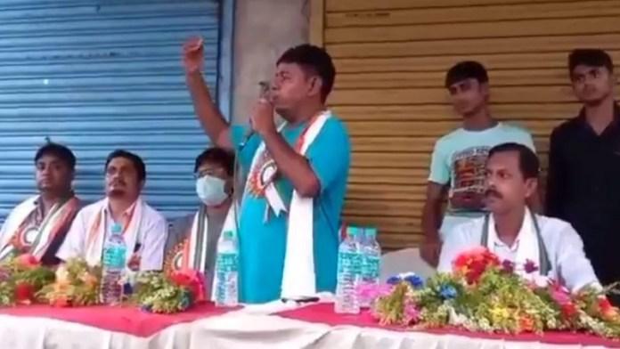 टीएमसी नेता मुदस्सिर हुसैन