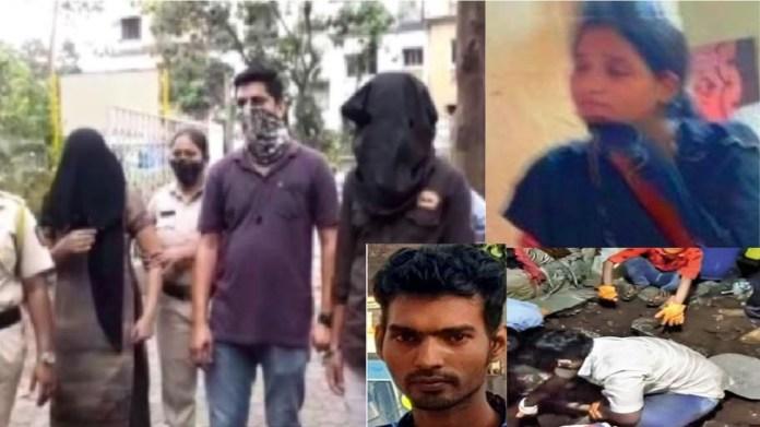 मुंबई, रईस-शाहिदा, हत्या, किचन में दफनाया