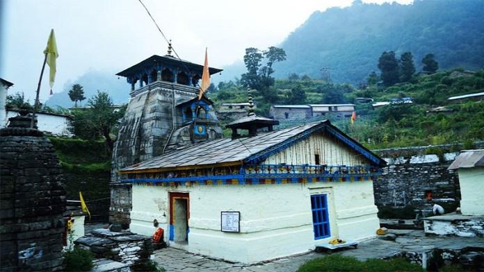 रुद्रप्रयाग का त्रियुगीनारायण मंदिर