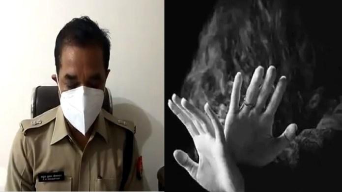 उत्तर प्रदेश के मुजफ्फरनगर में 4 लोगों ने नाबालिग से किया गैंगरेप