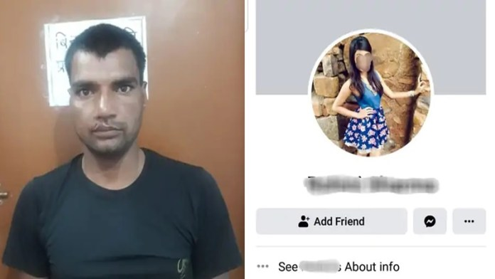 फेसबुक से लोगों को हनीट्रैप में फंसाकर ठगी करने वाले को रायपुर पुलिस ने राजस्थान से किया अरेस्ट