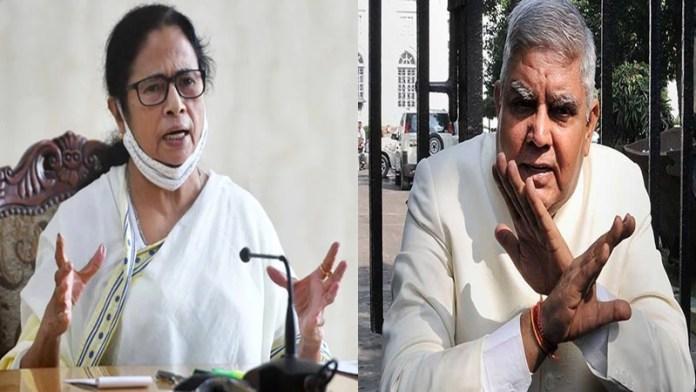 पश्चिम बंगाल विधानसभा बजट सत्र जगदीप धनखड़ ममता बनर्जी