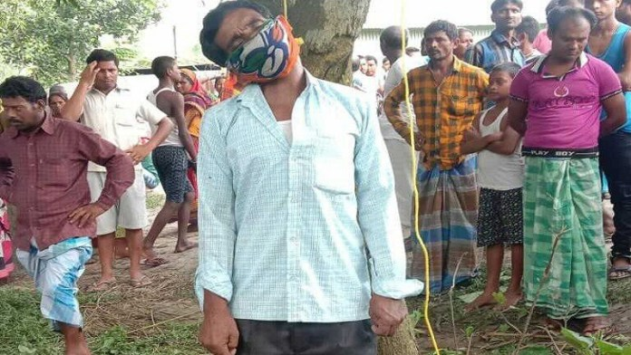 भाजपा कार्यकर्ता, हत्या, बंगाल, TMC