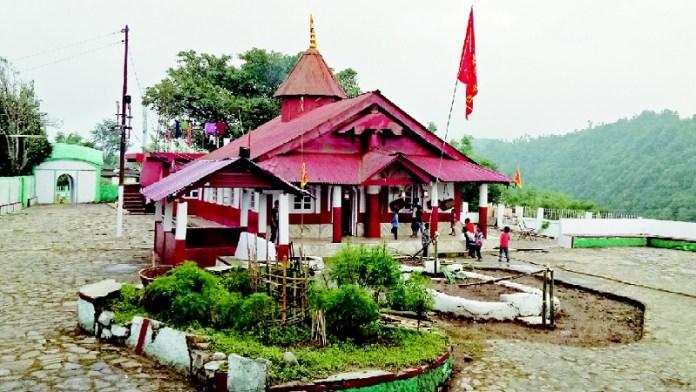 मेघालय का नर्तियांग दुर्गा मंदिर