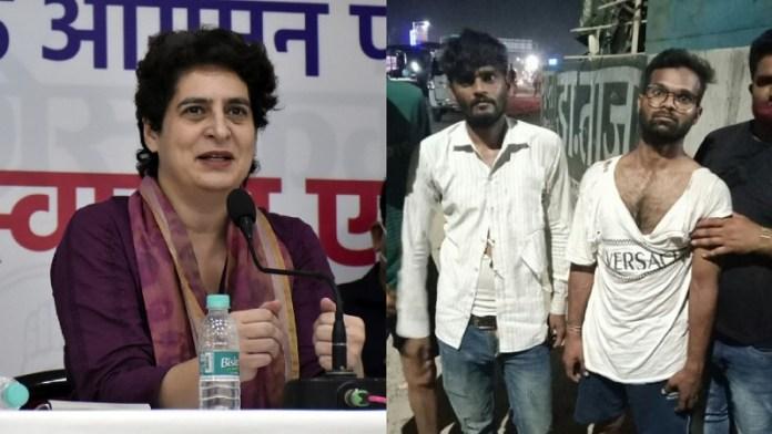 प्रियंका गाँधी, राजस्थान, बेरोजगार