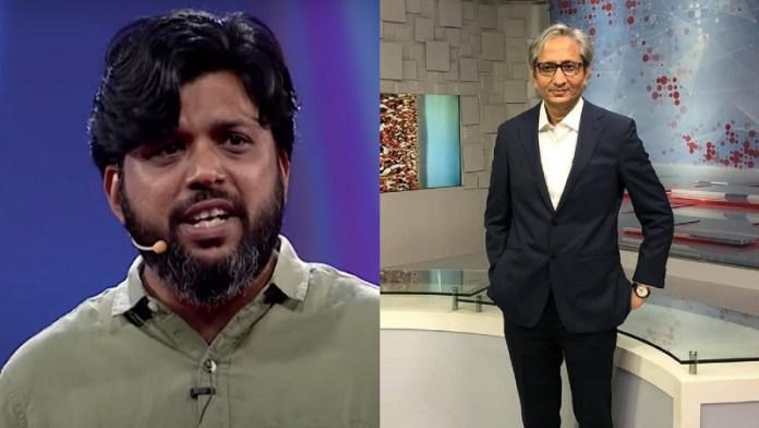 रवीश कुमार, दानिश सिद्दीकी