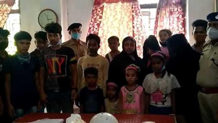 भारत में अवैध रूप से घुसे 15 रोहिंग्या असम में दबोचे गए, UP के अलीगढ़ में रह रहे थे सभी