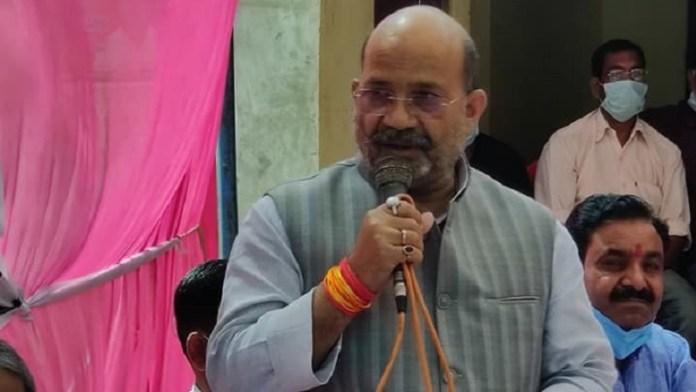 भाजपा विधायक सुरेश्वर सिंह, बहराइच