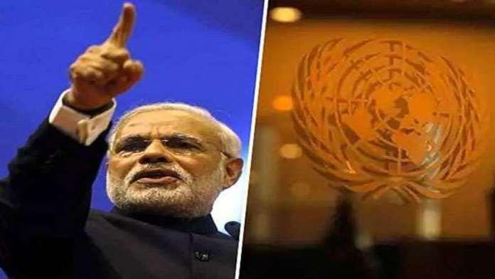 संयुक्त राष्ट्र भारत UNSC