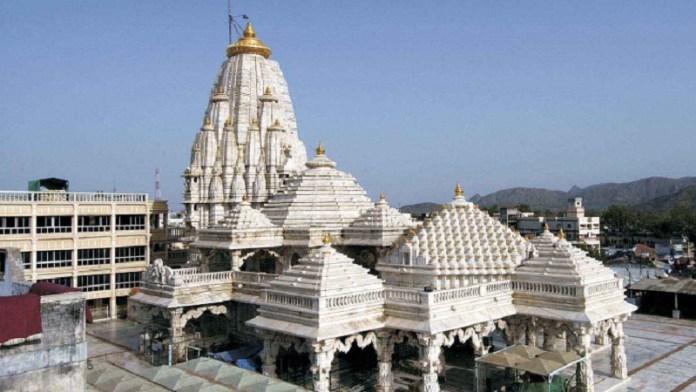 गुजरात, अरासुरी अंबाजी मंदिर