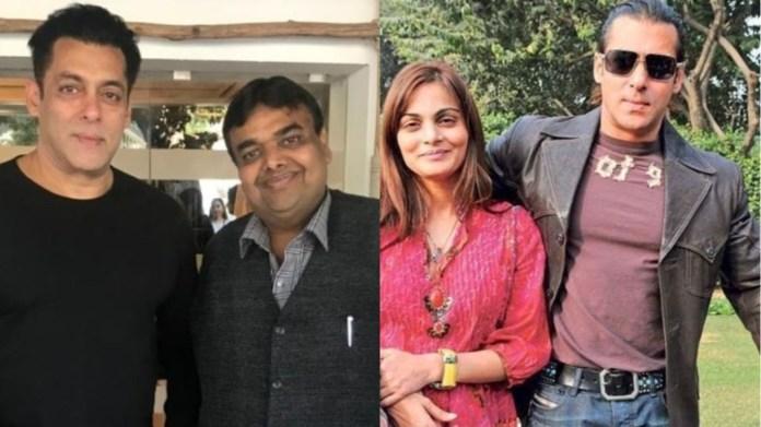 सलमान खान, अलवीरा खान, धोखाधड़ी केस दर्ज
