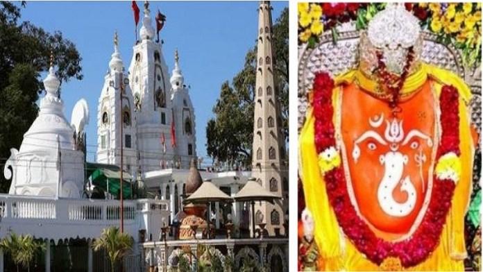 इंदौर का खजराना गणेश मंदिर