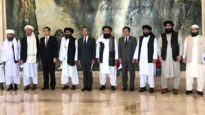 अफगानिस्तान अमेरिका तालिबान