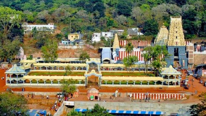 विशाखापट्टनम, सिंहाचलम मंदिर